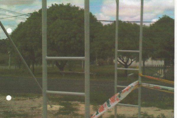 Área infantil. Boulevard Las Delicias 2 10