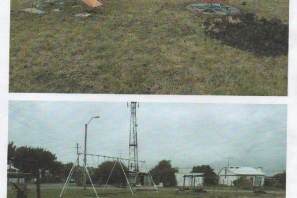 Juegos infantiles Plaza de deportes Miguelete 10