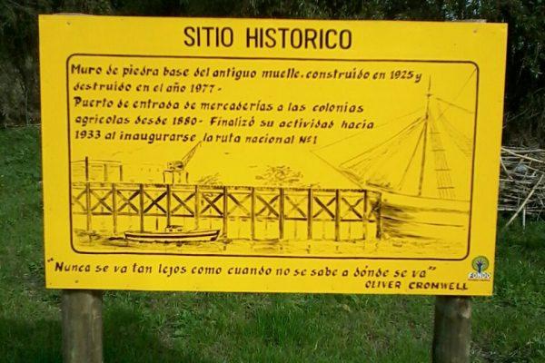 Promejora del Paraje Puerto Rosario