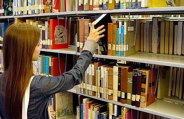 Ambientación de la sala de lectura y mantención de condiciones del acervo bibliográfico de Biblioteca José E. Rodó