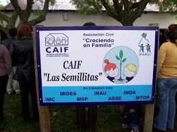 """Ampliación del local del Caif """"Semillitas"""""""